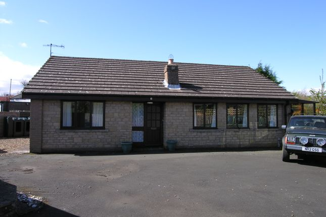 Thumbnail Detached bungalow to rent in Meadowcroft Park, Thropton, Morpeth