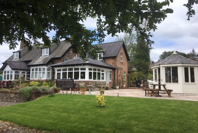 Thumbnail Detached house for sale in Newlands Gardens, Kirkmahoe, Dumfries