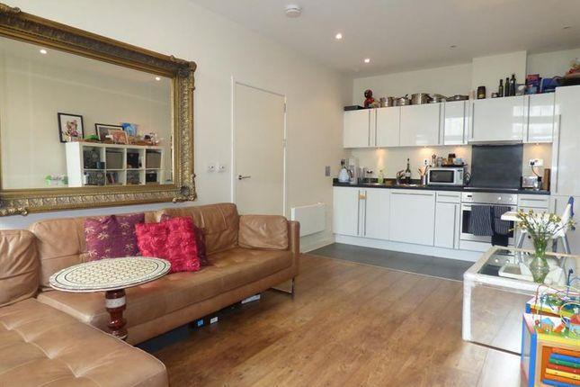 Thumbnail Flat for sale in Bromyard Avenue, London