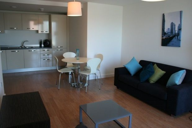 Thumbnail Flat to rent in Skyline, St Peters Aquare, Leeds City Centre