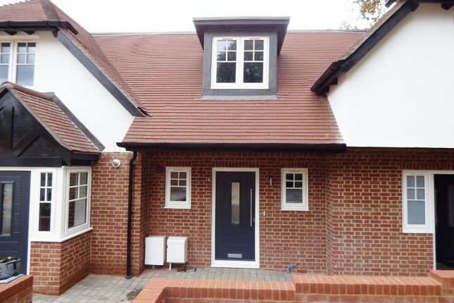 Thumbnail Terraced house for sale in Brighton Road, Kingswood, Tadworth