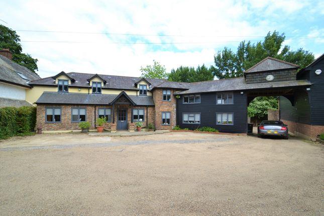 Thumbnail Barn conversion to rent in Grange Lane, Letchmore Heath, Watford