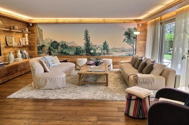 Thumbnail Apartment for sale in Chalet Frontenac, Crans Montana, Switzerland