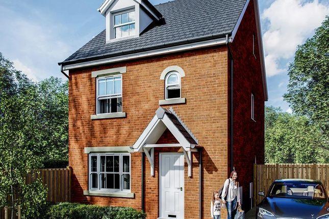 4 bed detached house for sale in Plot 68, Maes Helyg, Vicarage Road, Llangollen LL20