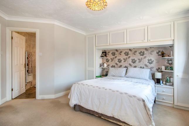 Master Bedroom of Hobbs Park, St. Leonards, Ringwood BH24