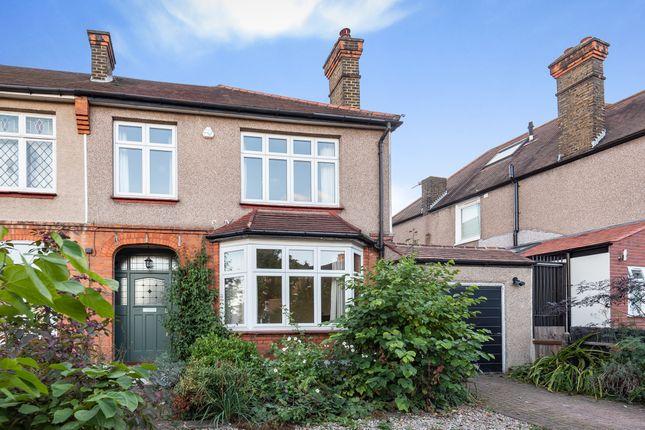 Thumbnail Semi-detached house to rent in Ravensbourne Park, London