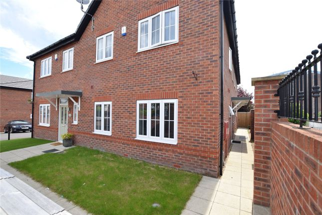 Thumbnail Terraced house for sale in Eden Place, Kirkstall Hill, Leeds