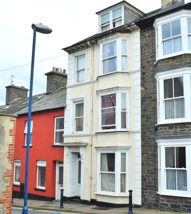 Thumbnail Terraced house for sale in Queen Street, Aberystwyth