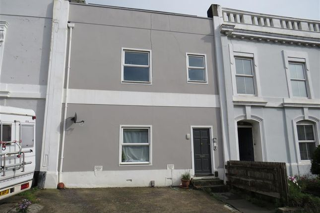 Front of Hill Park Crescent, Plymouth PL4