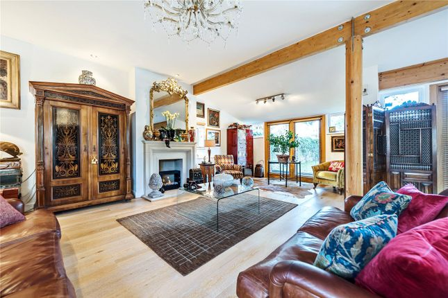 Detached house for sale in North Road, Combe Down, Bath, Somerset