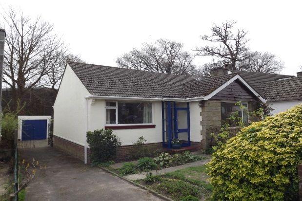Thumbnail Bungalow to rent in Oakwood Way, Hamble, Southampton