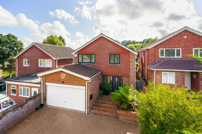 Thumbnail Detached house for sale in Old Bridge Close, Southampton