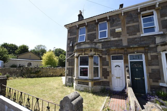 Thumbnail End terrace house for sale in Second Avenue, Bath, Somerset
