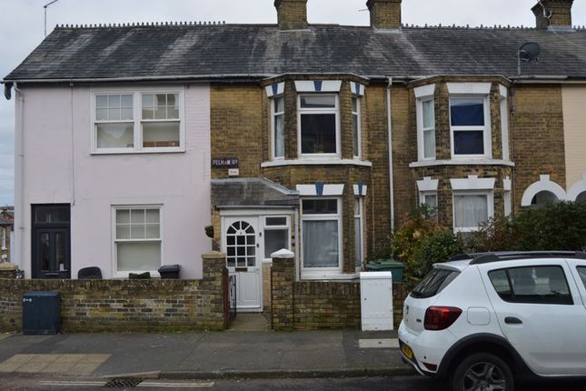 Thumbnail Terraced house to rent in Pelham Road, Cowes
