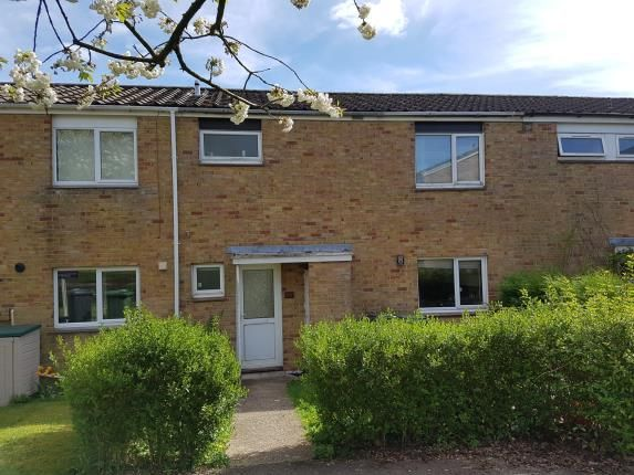 3 bed terraced house for sale in Basingstoke, Hampshire