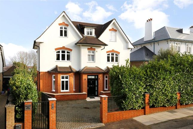 Thumbnail Detached house for sale in Vineyard Hill Road, Wimbledon