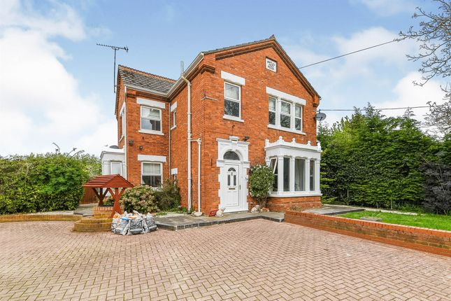 Thumbnail Detached house for sale in Tuxhill Road, Terrington St. Clement, King's Lynn