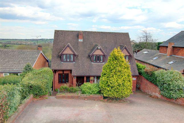Thumbnail Detached house for sale in Rowney Green Lane, Rowney Green, Alvechurch, Birmingham