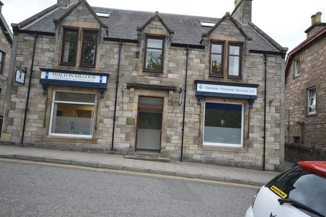 Thumbnail Flat to rent in Flat3, 28 Bonnethill Road, Pitlochry