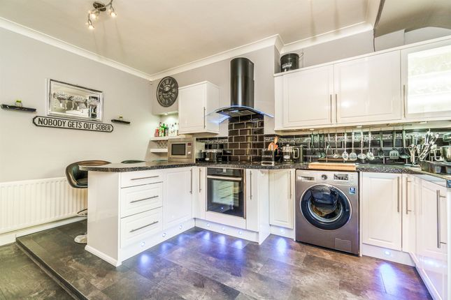 Thumbnail Terraced house for sale in Carlton Terrace, Weston Mill, Plymouth
