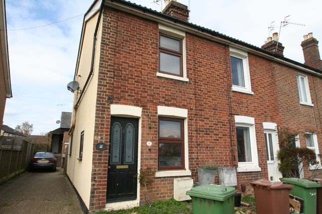 2 bed end terrace house to rent in Common View, Tunbridge Wells TN4