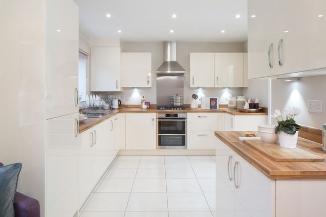 Thumbnail End terrace house for sale in Winchester Road, Basingstoke, Hampshire