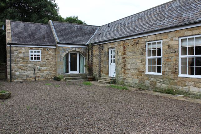 Thumbnail Cottage to rent in Mitford, Lightwater, Mitford, Morpeth