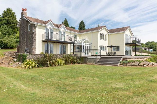 Thumbnail Detached house for sale in Llanvaches, Chepstow, Monmouthshire