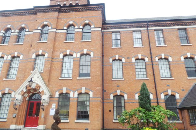 Thumbnail Flat for sale in Highcroft Hall, Highcroft Road, Erdington