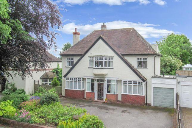 Thumbnail Property for sale in Gillhurst Road, Harborne, Birmingham