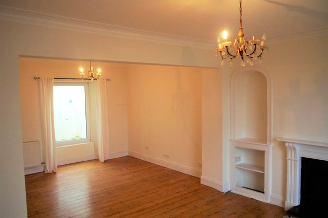 Thumbnail Terraced house to rent in Great Eastern Terrace, Neyland, Milford Haven