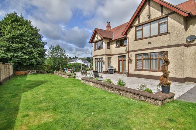 Detached house for sale in Upper High Street, Cefn Coed, Merthyr Tydfil