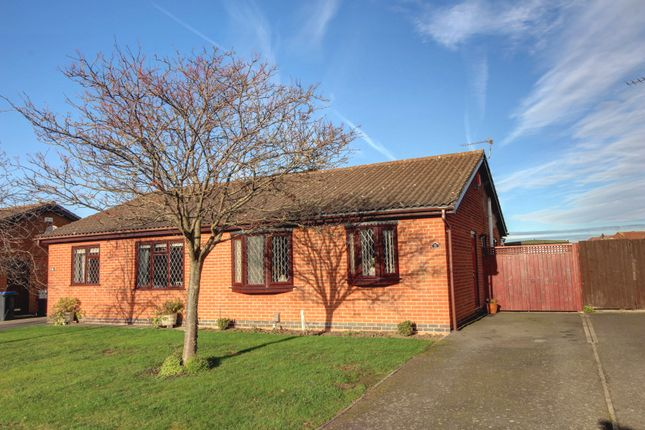 Thumbnail Bungalow for sale in Trent Road, Hinckley