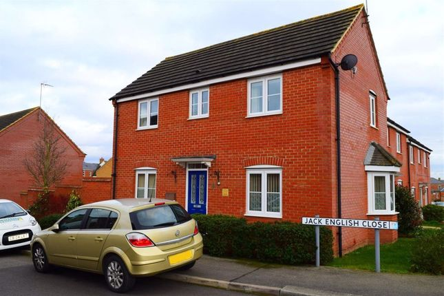 Thumbnail Property to rent in Jack English Close, Duston, Northampton