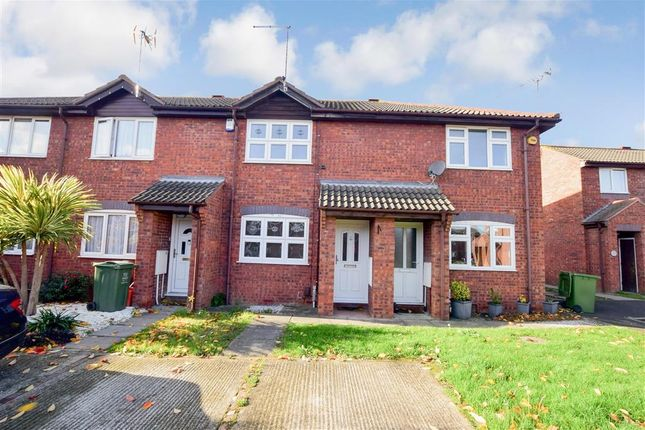 Thumbnail Terraced house for sale in Kenley Close, Shotgate, Wickford, Essex