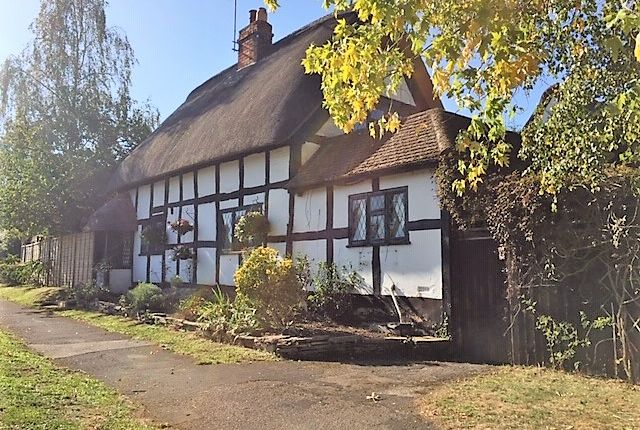 Thumbnail Cottage for sale in Evesham Road, Salford Priors, Evesham