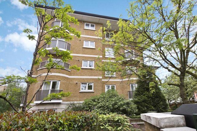 External of Swallow Court, Admiral Walk, London W9