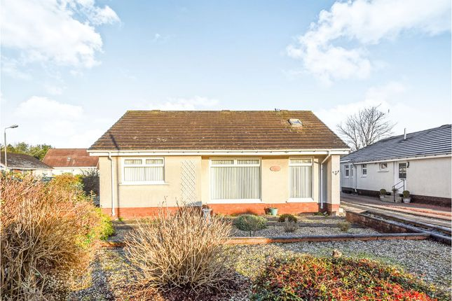 Thumbnail Detached bungalow for sale in Gray Crescent, Gailes, Irvine