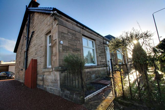 Thumbnail Detached bungalow for sale in Springburn Road, Glasgow, Lanarkshire
