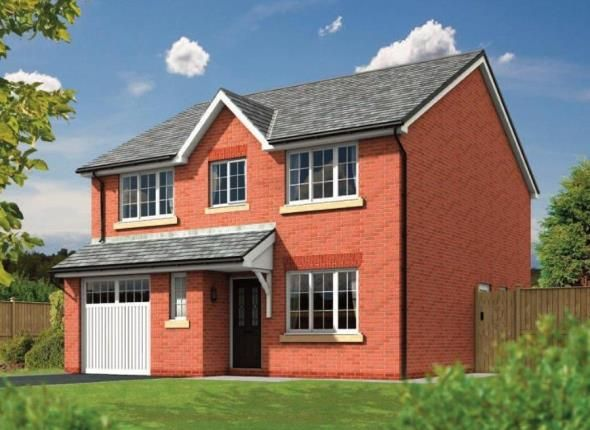 Thumbnail Property for sale in Lawton Green, Alsager