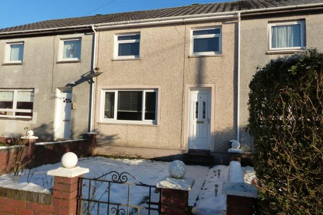 Thumbnail Terraced house to rent in Dick Place, Stoneyburn, Bathgate