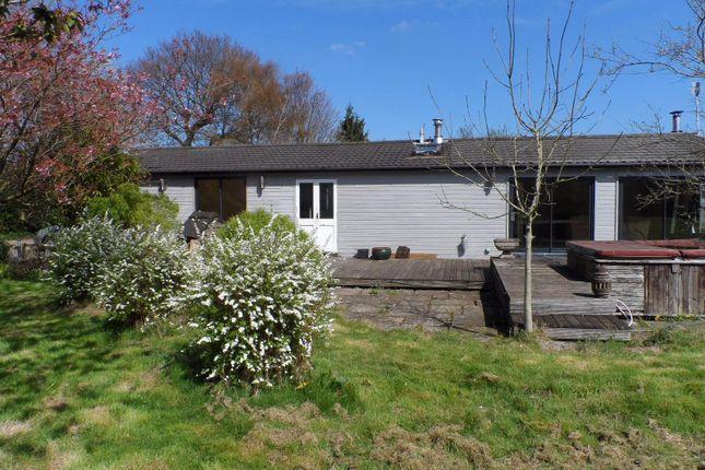Thumbnail Detached house to rent in Knockholt Road, Halstead, Sevenoaks