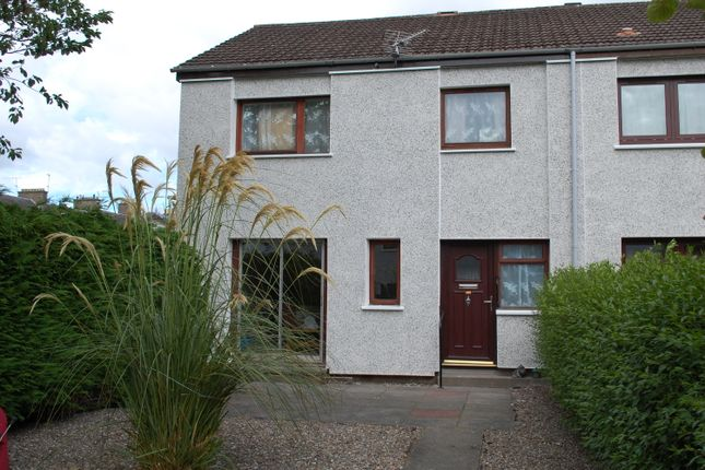 Thumbnail Semi-detached house for sale in Hazel Court, Alyth