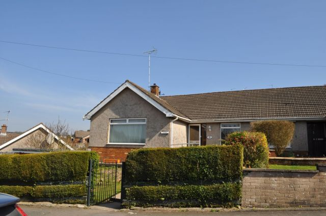 Thumbnail Bungalow to rent in 2 Eastern Way, Ruspidge, Glos