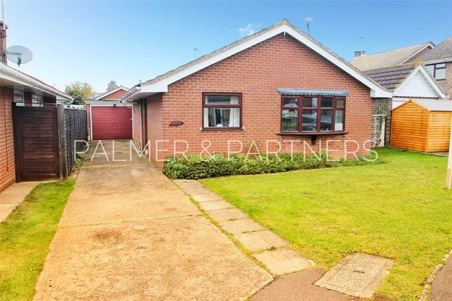 Thumbnail Bungalow for sale in Keable Road, Marks Tey, Colchester