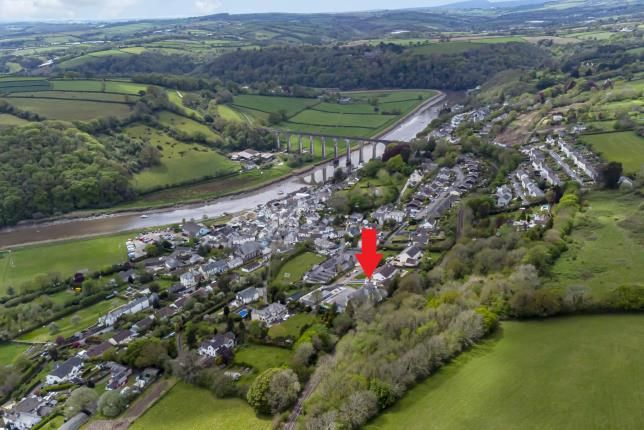 Thumbnail Detached house for sale in Calstock, Cornwall