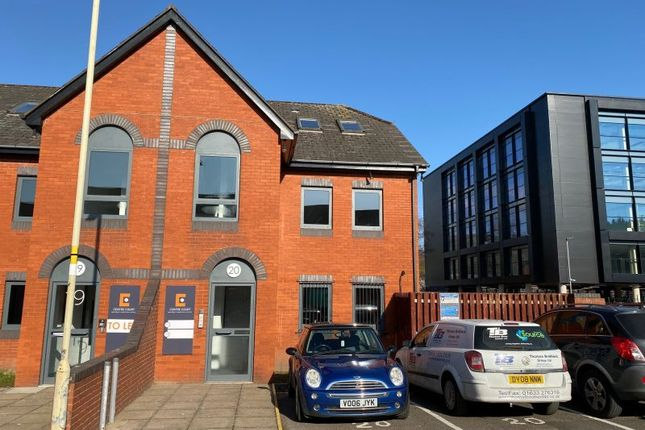 Thumbnail Office to let in 20B Centre Court, Treforest Industrial Estate, Rhondda Cynon Taff