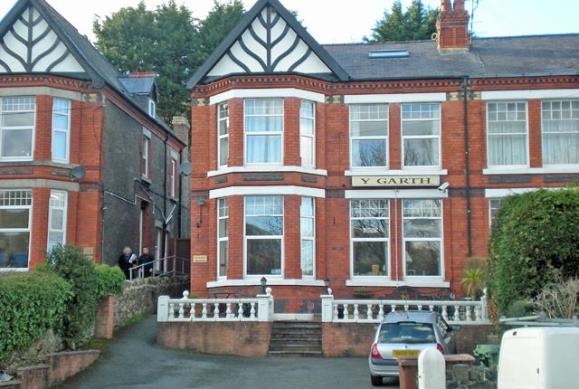 Thumbnail Hotel/guest house for sale in Garth Road, Bangor