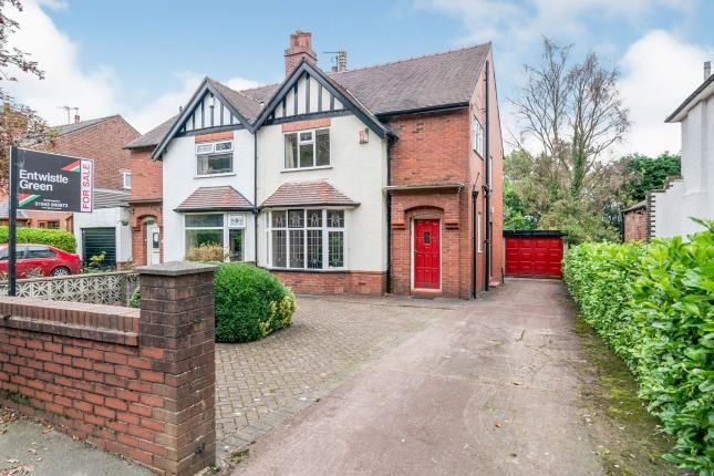 Thumbnail Semi-detached house for sale in Newbrook Road, Bolton, Manchester, Greater Manchester