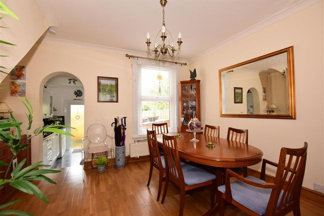 Thumbnail Terraced house for sale in Rochester Avenue, Rochester, Kent
